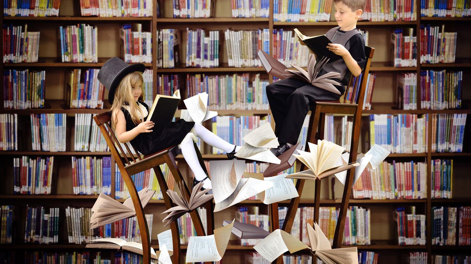 Bo książki trzeba poprostu kochać